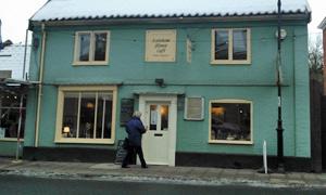 Earsham Street Cafe Menu